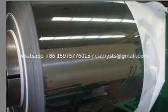 stainless steel coil 201 ba polished