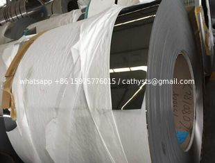 ss 201 coil BA coil, both side polished coil, slit edge coil 0.30mm - 0.40mm thickness