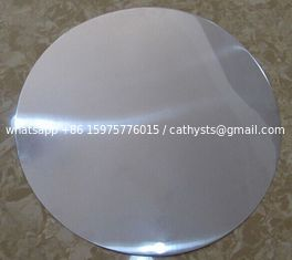 prime quality STAINLESS STEEL CIRCLE 201/2B CU-1%, NI- 1%