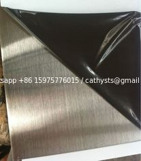 SS 304 /201 hairline finish  1220mm x 2440mm stainless steel sheet