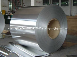 aisi 410 Stainless Steel coil magnetic ba finish soft material to bangladesh