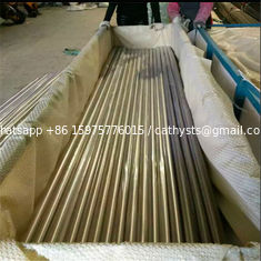 Gold Rose Gold Stainless Steel Pipe Tube Polished 201 304 316 For Handrail Balustrade Ceiling Decoration