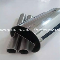Factory wholesale welded stainless steel tube AISI201 mirror polishing