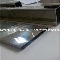 hotsale cheap price for 201 welded stainless steel pipe mirror polished