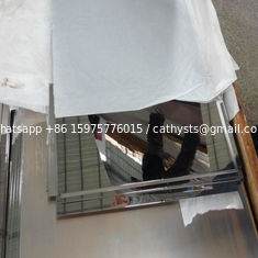 Foshan wholesale Mirror surface 0.3-3.0mm Thickness 304 304l 316 316L stainless steel cold rolled steel sheet