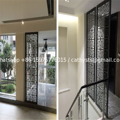 Most popular designed Mashrabiya & Decorative Screens stainless steel material fabrication