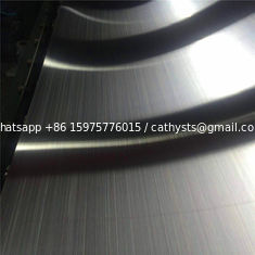 SS 304 L stainless steel sheet  NO.4 HL and mirror finish  with anti finger print