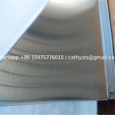 304 HL stainless steel sheet hairline finish covered with PVC Film 1219X2438mm