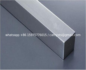 Hot sale stainless steel square bars, mirror stainless steel furniture trim, mosaic strip divider for hotel projects