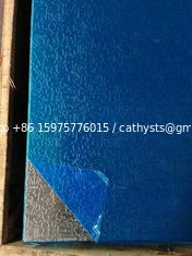 Supply Stainless Steel Architectural Finish Sheets Like Mirror No.8/Brush No.4 / Ti Gold And Etched