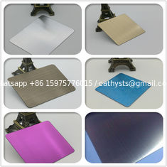 color stainless steel sheets Grade 201 and 304 Dimensions 1220mm x 2440 mm