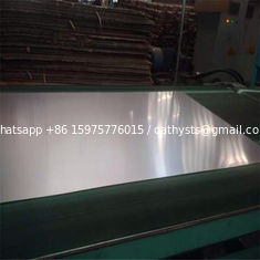 C R Stainless Steel Sheets Prime Quality spec 1220mm X 2,440 316l 2b trim Edge made in china