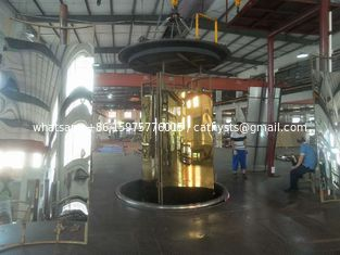 China 8k mirror gold color stainless steel sheet 304 0.8*1219*2438mm supplier