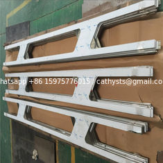 Decoration Laser Cut Stainless Sheet /Metal Fabrication product