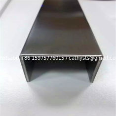 stainless steel u channel mirror/satin finish made in china