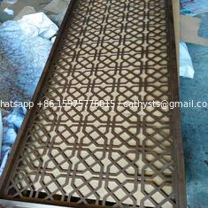 hot sale aluminium decorative wall panel metal perforated aluminium screen partition