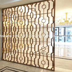 China OEM stainless steel projects manufacturing metal panels for decoration