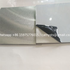 hot selling no.4 stainless steel sheet 4x8 4x10 hairline or mirror finish quality 201 304