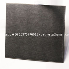 Top selling SS304 316 201 stainless steel NO4 brushed sheet stainless steel plate alibaba supplier