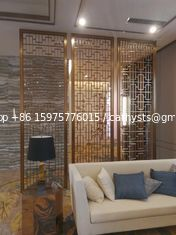 New design decorative metal panels stainless steel screen for wall panels for partition application