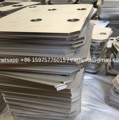 China CNC Laser cutting hot rolled plate perforated stainless steel sheet metal work with mirror or hairline finish supplier
