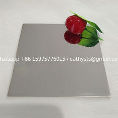hot selling 8k mirror stainless steel sheet no.8 finish sus 201 304 flat sheet free samples available