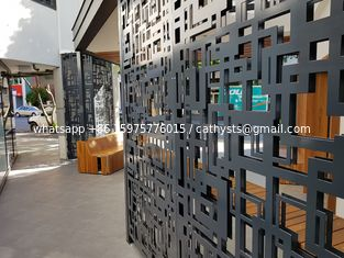 Metallic Color Aluminum Room Divider For Column Cover/Cladding