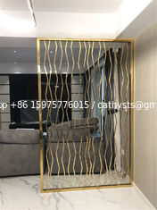 China Cooper  Metal Laser Cut Panels Color stainless steel screens For Facade Wall Cladding  Curtain Wall Ceiling  304 316 supplier