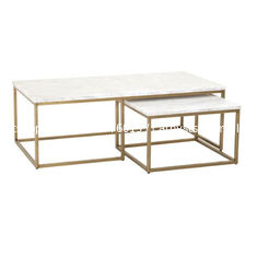 Custom stainless steel frame base upholstered bench metal table leg