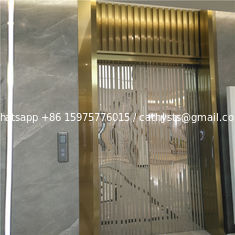 Mirror Finish Matt Stainless Steel Corner Guards 201 304 316 for wall ceiling furniture decoration