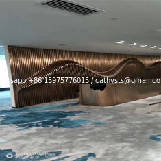Mirror Finish Matt Stainless Steel Wall Trim Wall Panel Trim 201 304 316 for wall ceiling furniture decoration