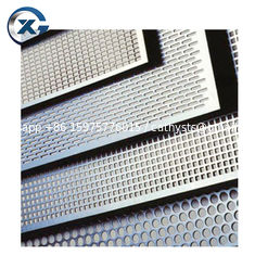 custom perforated sheet metal 304 201 stainless steel sheet colour finish