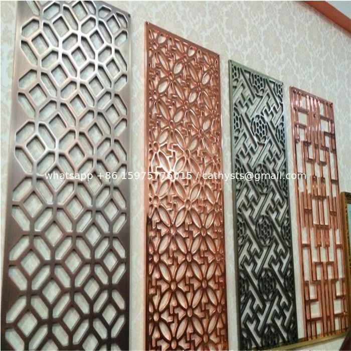 Nice China SCREEN PARTITION / ROOM DIVIDER/WALL PANEL/LASER CUT SCREEN Supplier