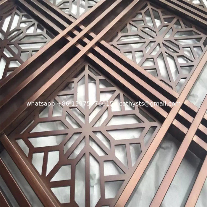 interior door screen malaysia stainless steel room divider partition