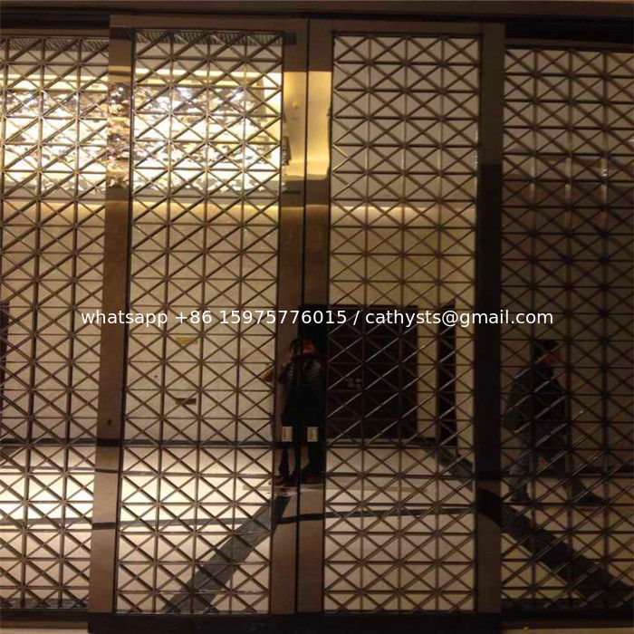Captivating China Custom Metal Work Stainless Steel Screen,decorative Laser Cut Screen  Partition Supplier