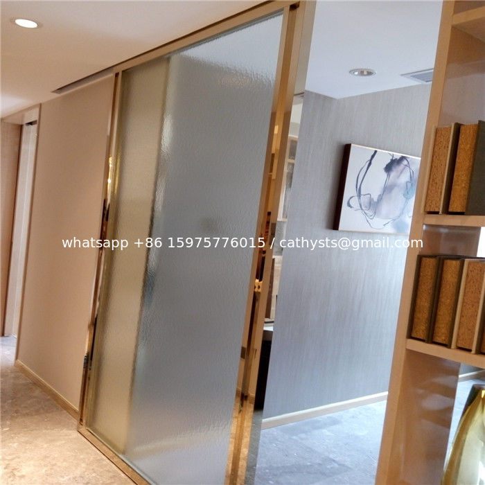 China Gold Metal Trim For Doors Windows Mirror Color Stainless Steel  Material Supplier