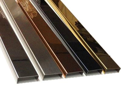 Buildings Material Metal Fabrication Stainless Steel U