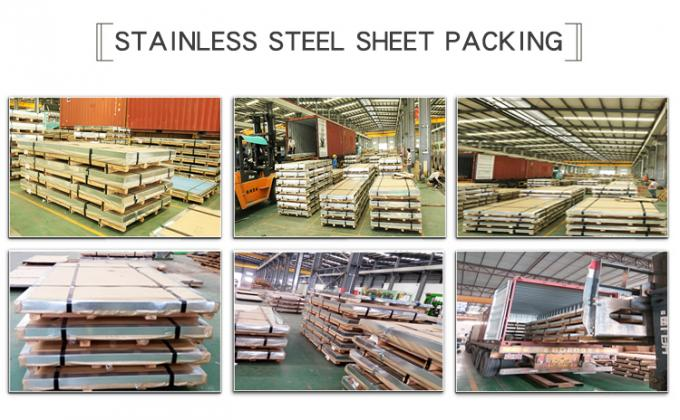22 ga stainless steel sheet and plate 201 304  430 2b finish/mirror/ no.4 /ba