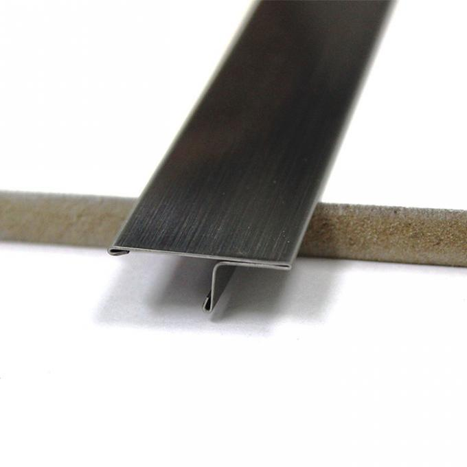 Metal Matt Corner Guards 201 304 316 Mirror Hairline Brushed Finish