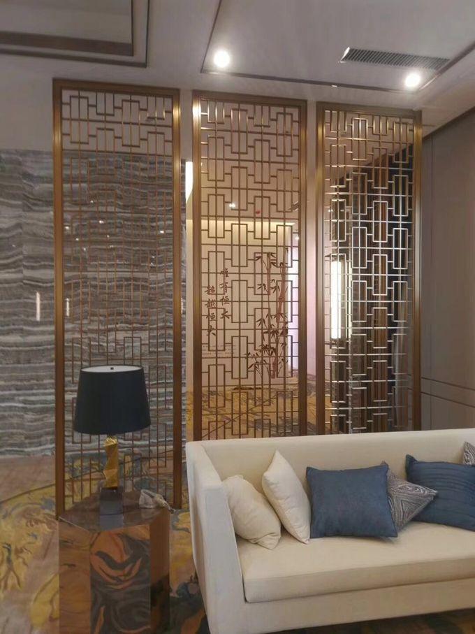 Decorative Metal Screen Interior Partition Wall Panel