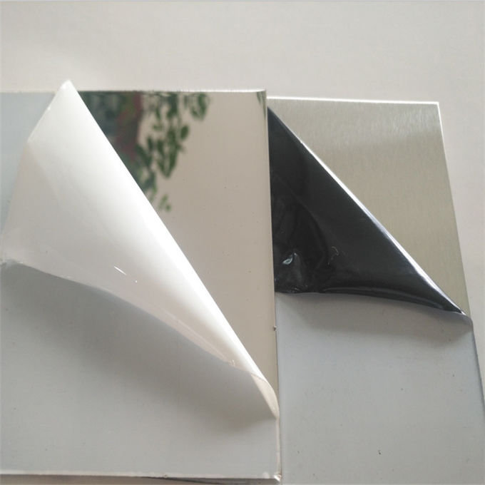 201/304/316/410 polished stainless steel sheets for Bathroom/Furniture/kitchen equipment