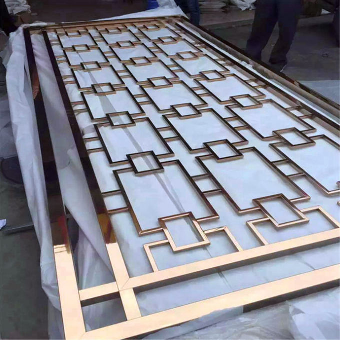 Mirror Copper Metal Screens For Facade/Wall Cladding/ Curtain Wall/Ceiling