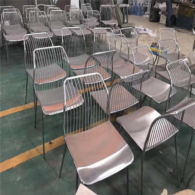 OEM steel Metal furniture base stainless steel tables/bench/chair base